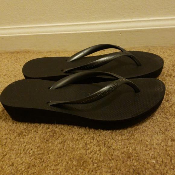 acd41c588eeba1 Havaianas Shoes - Slight wedge flip flops